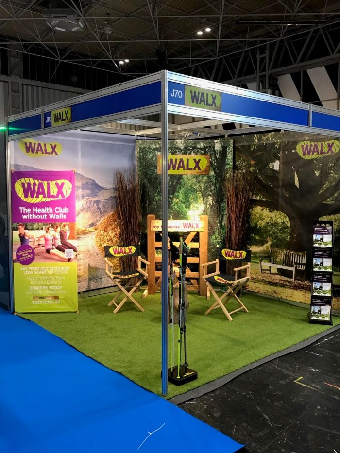 WALX Franchise launched