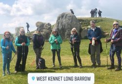 WALX wessex at Long Barrow Wilts